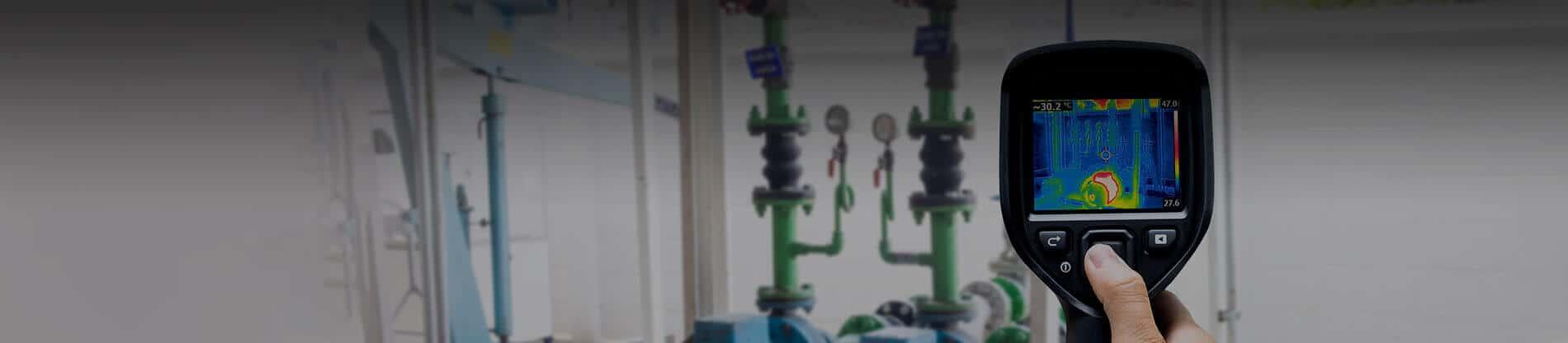 איתור נזילות מים בבניין משותף